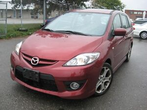 2008 Mazda MAZDA5 GT,LEATHER,AUTO,107K,safety e/test incldued