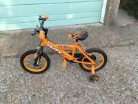 Childs bike 14""