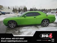 2011 Dodge Challenger R/T Classic, GREEN WITH ENVY LIMITED ED.