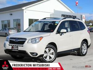 2016 Subaru Forester 2.5i Touring Package AWD | HEATED SEATS...