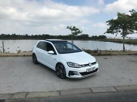 Vw golf gtd mk7.5 2017 facelift