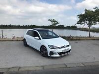 Vw golf gtd mk7.5 2017 facelift