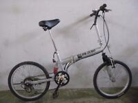 Folding bike 2966A