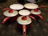 Tower pots and pans