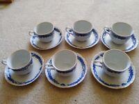 Romanian tea set