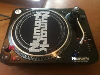 2 x Numark TT100 Turntable, Direct drive, brilliant condition great starter kit!