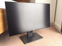 Dell S2716DG monitor G-Sync 2560 x 1440 144Hz
