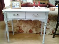 French style dressing table.
