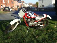 Yamaha TY 80, kids child's trials bike, motorbike, scrambler, mini moto