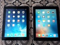 Two Ipads 2 for sale.