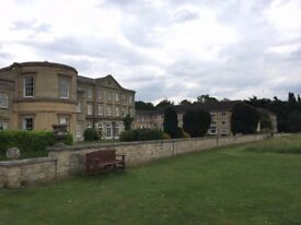 Double bedroom to rent in large flat with swimming pool and tennis courts