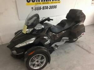 2012 Can-Am SPYDER RT LTD 991 ETC (SE5)