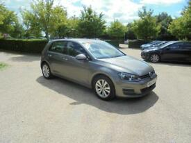 Volkswagen Golf SE TDI BLUEMOTION TECHNOLOGY 2013 (grey) 2013