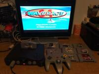 N64 Nintendo 64 Console & Games