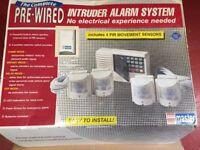 House Intruder Alarm System