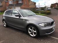 10 Reg BMW 116D Sport 2.0 Diesel Only £30 Tax Immaculate as A4 520D Golf Astra Insignia Mondeo Focus