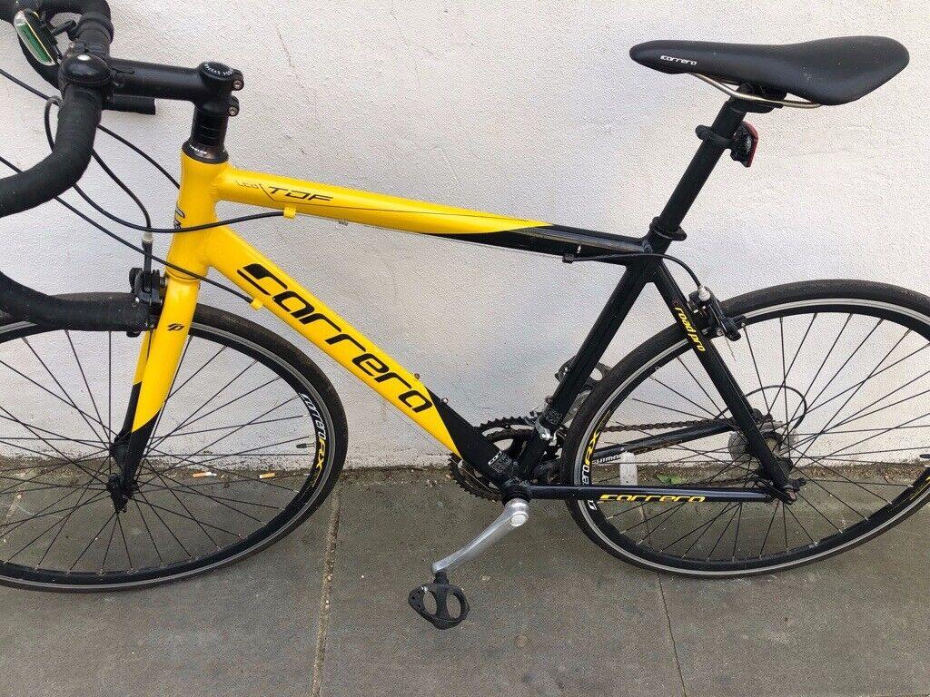 4bcdffb1c52 Carrera TDF 2300 Aluminium Road Bike NEAR NEW!! (20
