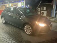 Vauxhall, ASTRA, Hatchback, 2014, Manual, 1398 (cc), 5 doors