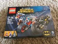 Lego Batman Harley Quinn set