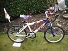 "Boys / Girls Olympics Team GB Junior Racing Bike - 20"" Wheels - 12"" Frame - Single Speed"
