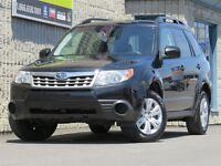 2011 Subaru Forester 2.5X 70$/SEM !!*BAS KILO !* JAMAIS ACCIDENT