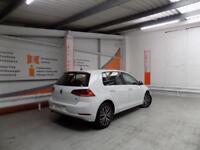 Volkswagen Golf SE NAVIGATION TSI BLUEMOTION TECHNOLOGY (white) 2017-05-26