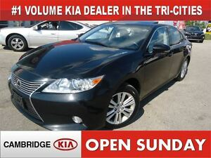2014 Lexus ES 350 LEATHER / SUNROOF / ONLY 58KM