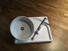 sink circular