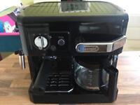 Delonghi Filter & Espresso Coffee Machine