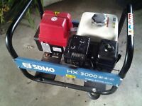 Honda GX200 generator
