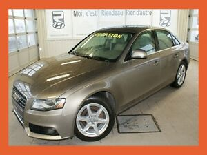 2009 Audi A4 2.0T Premium + QUATRO + CUIR + TOIT OUVRANT