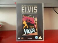 COLLECTORS EDITION OF ELVIS IN LOVE ME TENDER DVD
