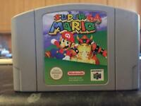 Nintendo 64 Super Mario 64 Game Cartridge