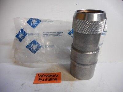 Spencer Turbine Company 1-12 Hose Connector W Locking Nut Vtl90078