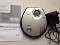 Walkman CD & MP3 player