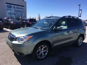 2015 Subaru Forester 2.5i Limited at Heated Leather,Roof,Navi,Re
