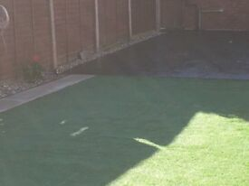 Driveway fencing patio turfing slabing brick or block work much more