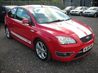2006 FORD FOCUS ST-2 2.5 TURBO PETROL 6 SPEED ST2 - LOW MILES