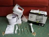 Baking Bundle collection Silvercrest bread cake hand mixer worktop set mould cut