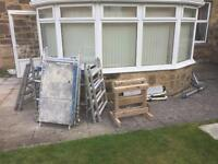 Mi tower aluminium scaffold