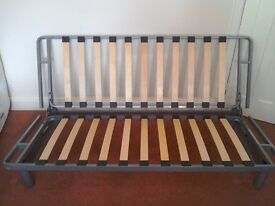 Futon Sofa Bed Frame Excellent Condition