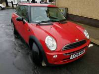 Mini one 55 reg 12 mot