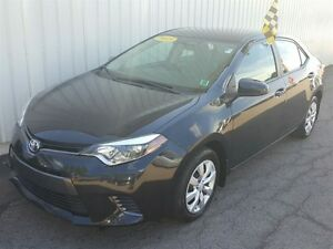 2015 Toyota Corolla LE LOW KMs/AUTO/AC/BACKUP CAM/BLUETOOTH