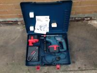 Bosch SDS Plus Cordless hammer drill in very good condition