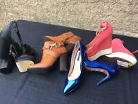 Ladies shoes size 3 & 4