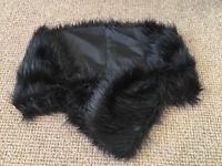 Ladies Faux Fur Warm Scarft