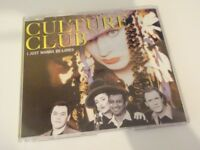 Culture Club Cd Single - I just wanna be loved / Do you really want to hurt me