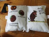 Little Gruffalo Story Cushion/Pillow
