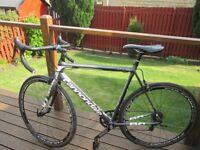 cannondale supersix evo road bike