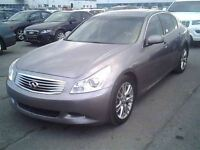 2007 Infiniti G35 S TYPE**LOADED**CERT & 3 YEARS WARRANTY INCLUD